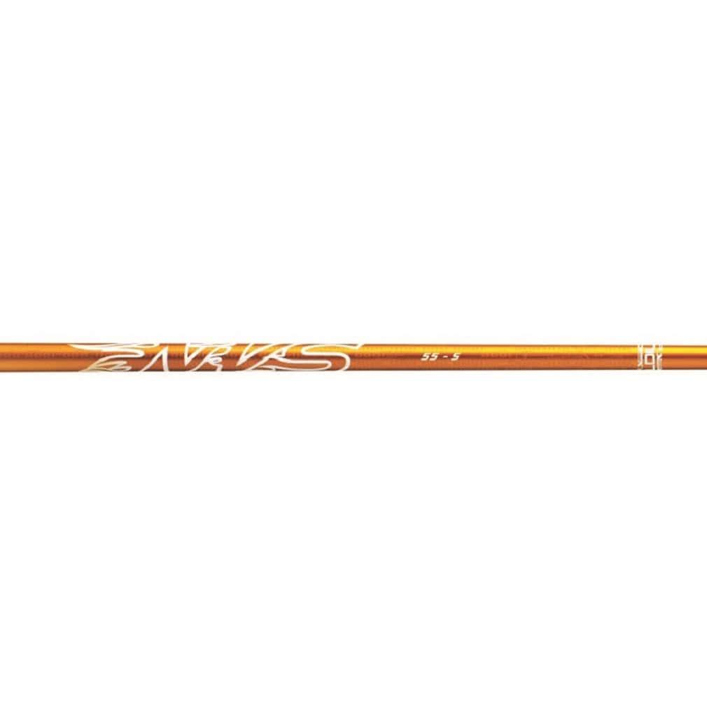 Aldila NVS Orange NXT Wood Shaft + Adapter & Grip