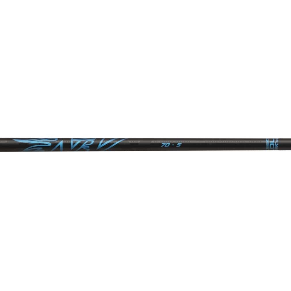 Aldila NV 2KXV Blue Wood Shaft + Adapter & Grip