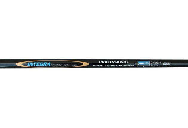 Integra Pro SL 50 Wood Shaft + Adapter & Grip