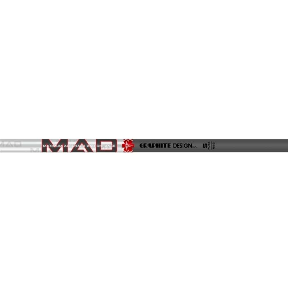 Graphite Design MAD Wood Shaft + Adapter & Grip