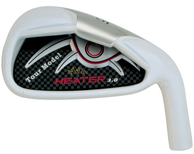 Tour Model Heater 3.0 White Iron Head RH