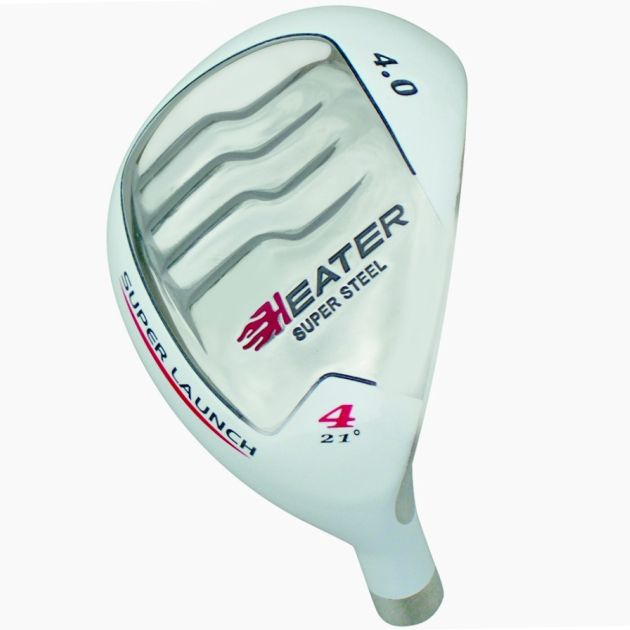 Heater 4.0 White Hybrid Head Left Hand