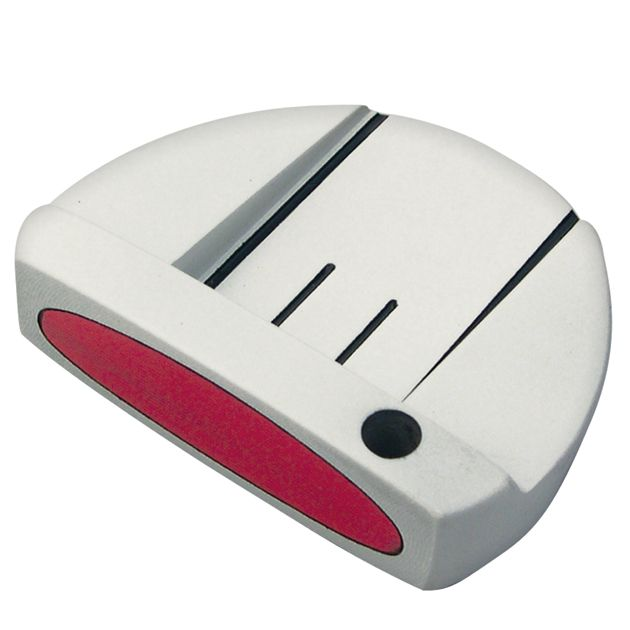 Heater F-35 White Mallet Putter Head