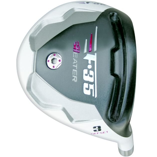 Heater F-35 Offset Fairway Wood Head RH