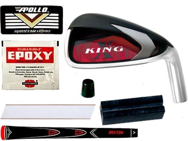 King-X Iron Set Component Kit