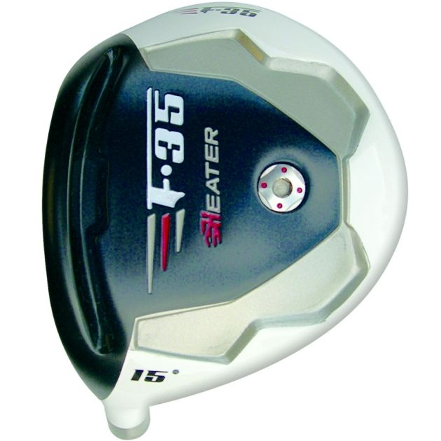 Heater F-35 Fairway Wood Head Left Hand