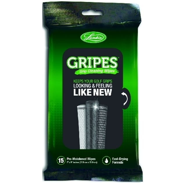 Lamkin Gripes Grip Cleaning Wipes