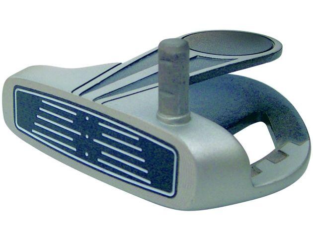 Custom-Built SoooLong D. R. Technology Mallet Putter