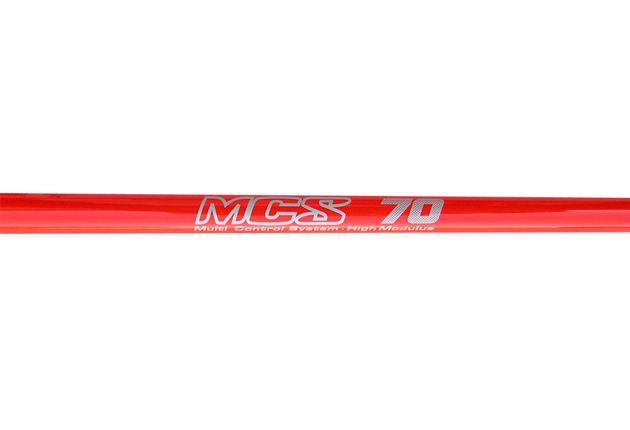 MCS 70 Orange Graphite Wood Shafts