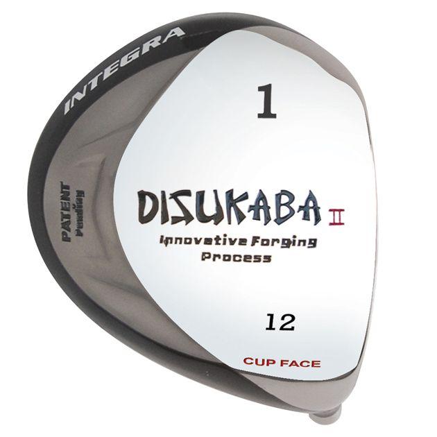 Custom-Built Integra Disukaba Titanium Driver