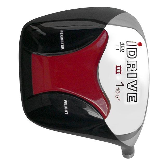 i-Drive III Titanium Driver Head RH