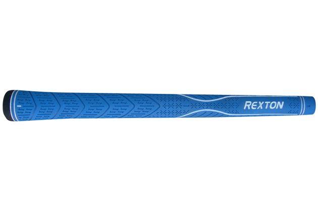 Rexton V-Line Standard Golf Grips - Blue