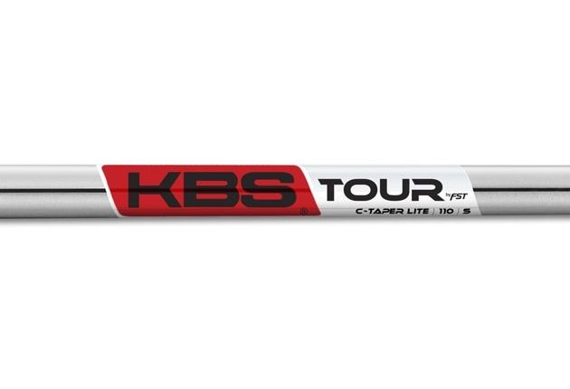 KBS C-Taper Lite - Taper Tip Steel Iron Shafts