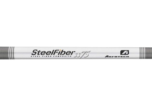 "Aerotech SteelFiber SS75 0.350"" Graphite Wood Shaft"