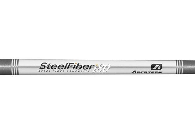 "Aerotech SteelFiber i80 0.370"" Graphite Iron Shaft"