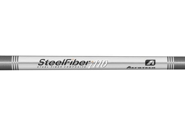 "Aerotech SteelFiber i110 0.370"" Graphite Iron Shaft"
