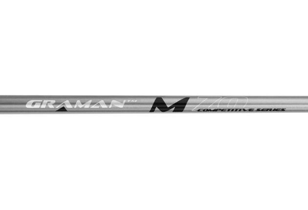 Graman Competitive Series M70 Graphite Silver Shaft