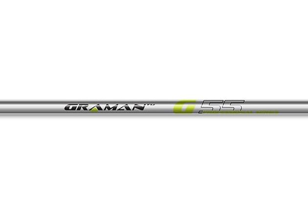 Graman Professional Series G55 Graphite Shaft