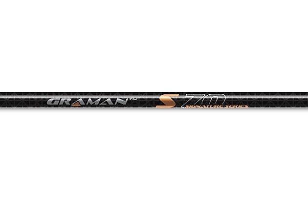 Graman Signature Series S70 Graphite Wood Shaft