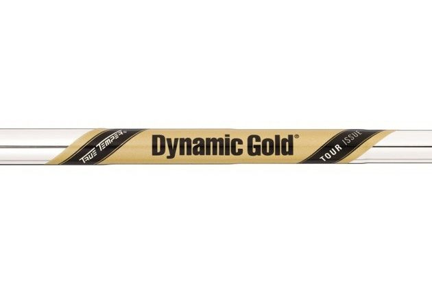 "True Temper Dynamic Gold Tour Issue 0.355"" Taper Tip Steel Iron Shafts"