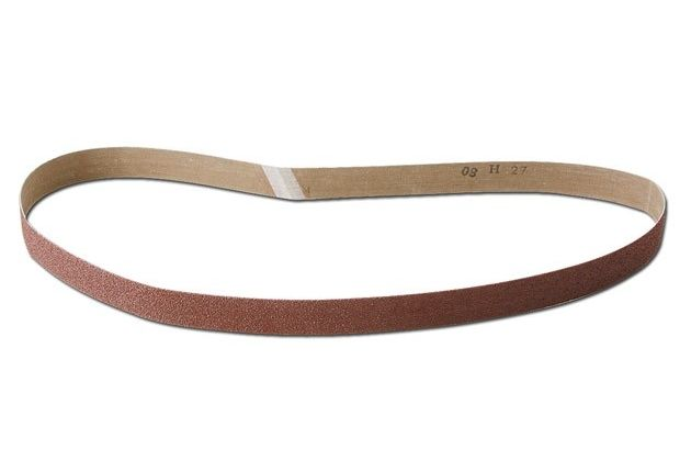 "Steel Shaft Sanding Belt - 1"" X 42"""