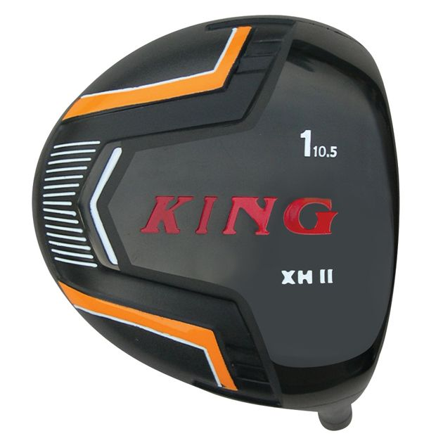 King XH-2 Cup Face Titanium Driver Head
