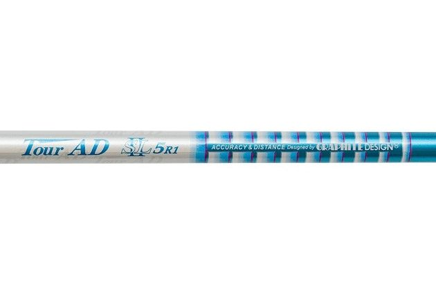 Graphite Design Tour AD SL-II 5 Blue Wood Golf Shafts