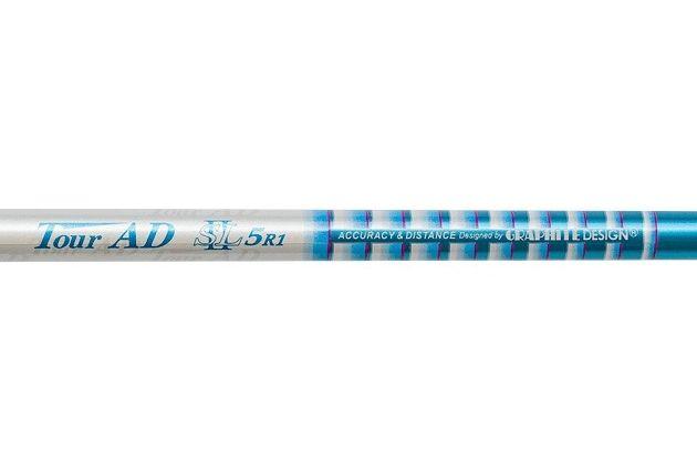 Graphite Design Tour AD SL-II 4 Blue Wood Golf Shafts