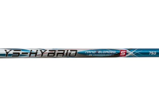 Graphite Design YS NanoReloaded 75 Hybrid Shaft