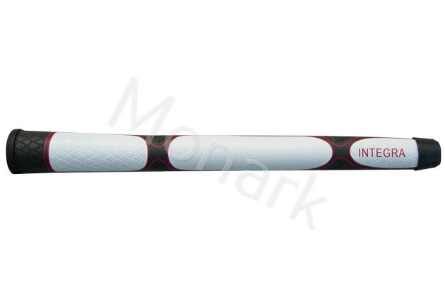 Integra SuperLite White/Black Golf Grips