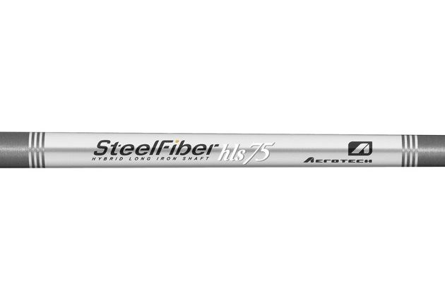 Aerotech SteelFiber hls780 Hybrid Graphite Shaft