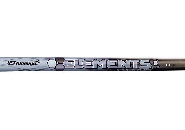 UST-Mamiya Elements Chrome Graphite Wood Shaft