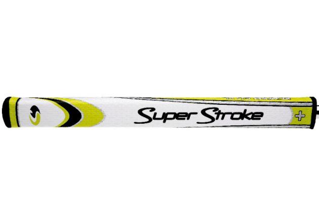 SuperStroke Plus Flatso 2.0 XL Putter Grip - Yellow