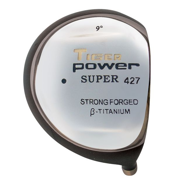 Tiger Power Super 427 Offset Titanium Driver Head