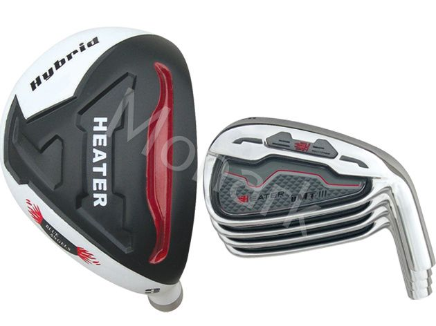 Heater BMT-3 Hybrid / Iron Combo Set (8 Heads)