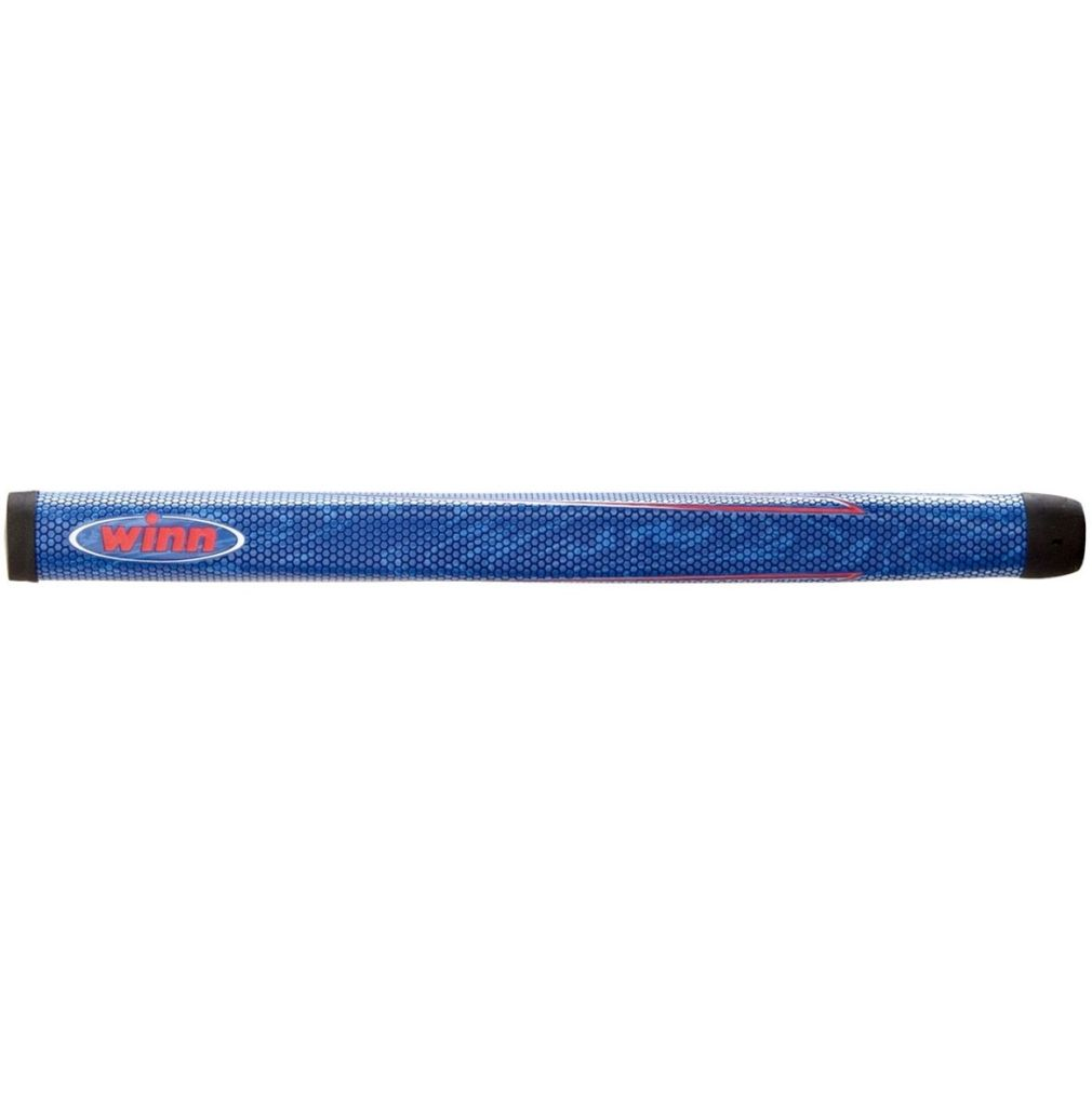 Winn Tour Pistol Putter Grip Blue