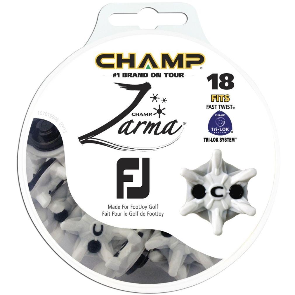 Champ Golf Spikes FootJoy Zarma Tri-Lok