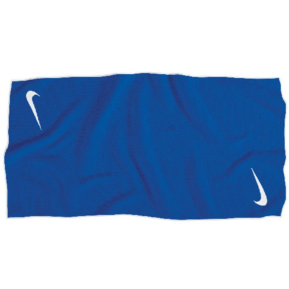 Nike Tour Microfiber Towel - Blue