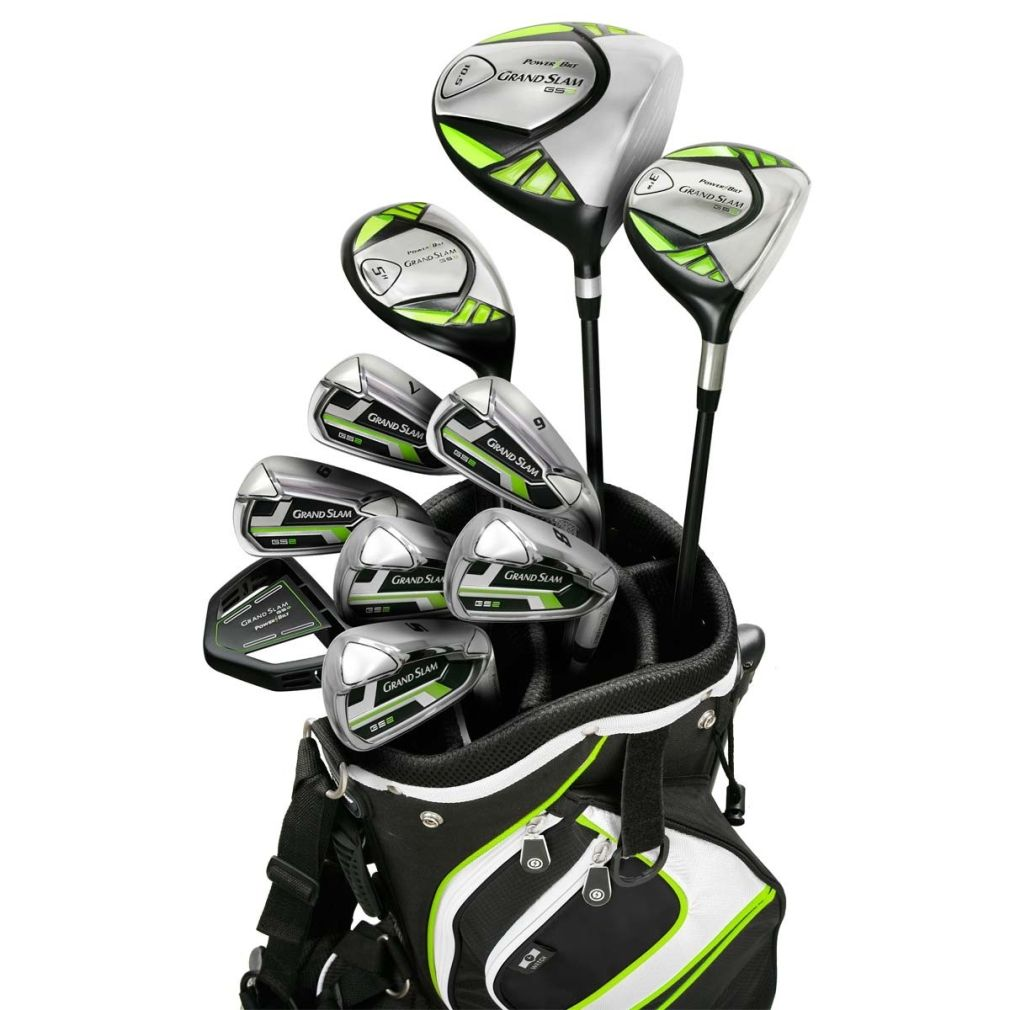 Powerbilt Grand Slam GS2 Men's Package Golf Set