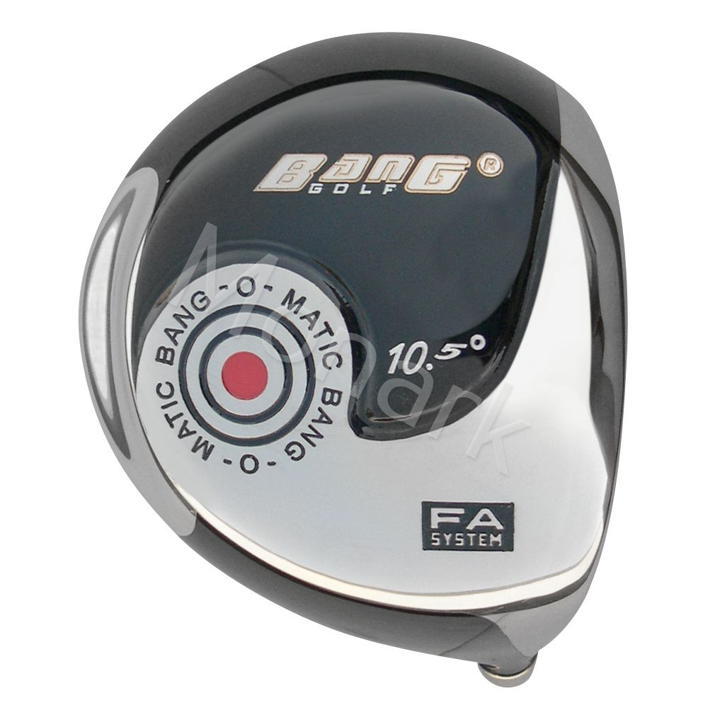 Bang Golf Bang-O-Matic 460 Beta Titanium Driver Head