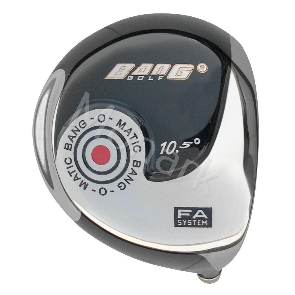 Custom-Built Bang Golf Bang-O-Matic 460 Beta Titanium Driver