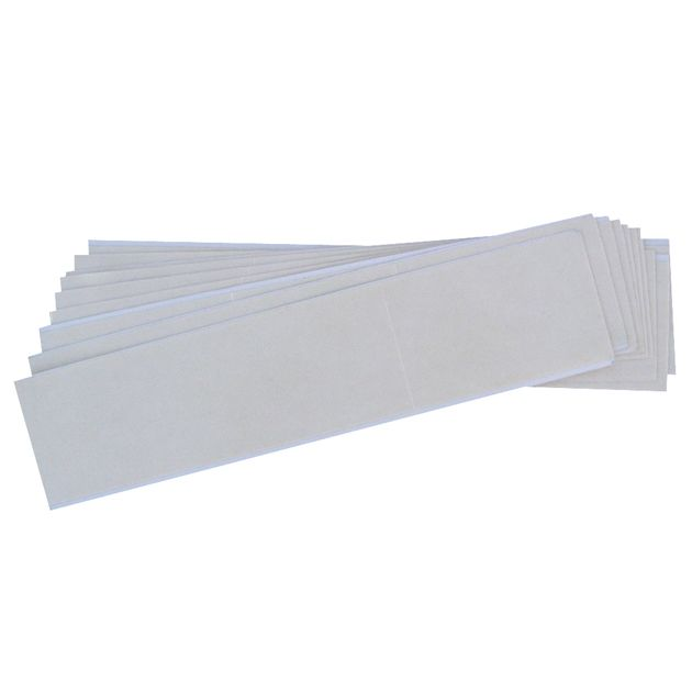 Grip Tape Strips, Solvend Based, Pack of 10