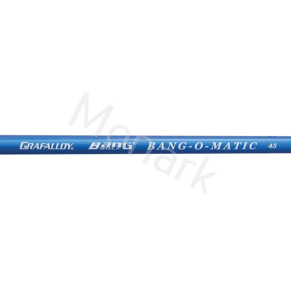 Bang Golf Grafalloy Bang-O-Matic Graphite Iron Shaft