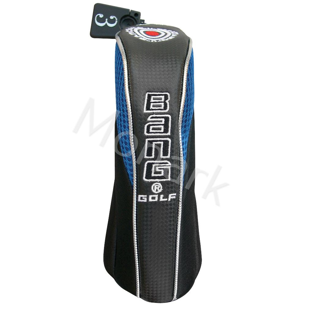 Bang Golf Hybrid Headcover