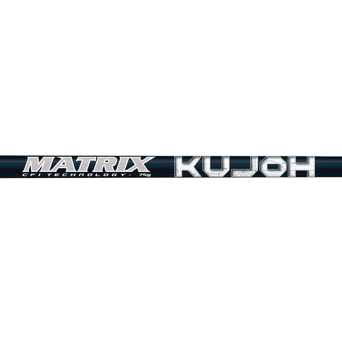 Matrix Kujoh 85 Graphite Wood Shafts