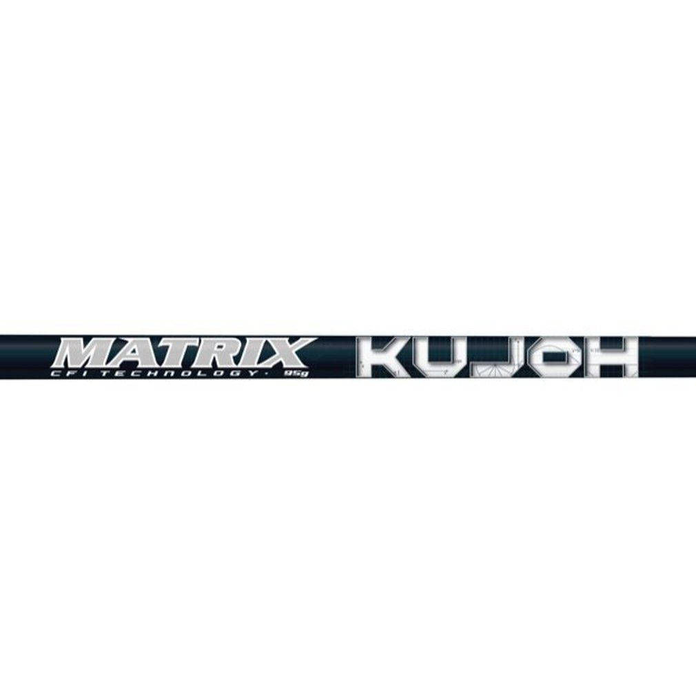 Matrix Kujoh 95 Graphite Iron Shafts