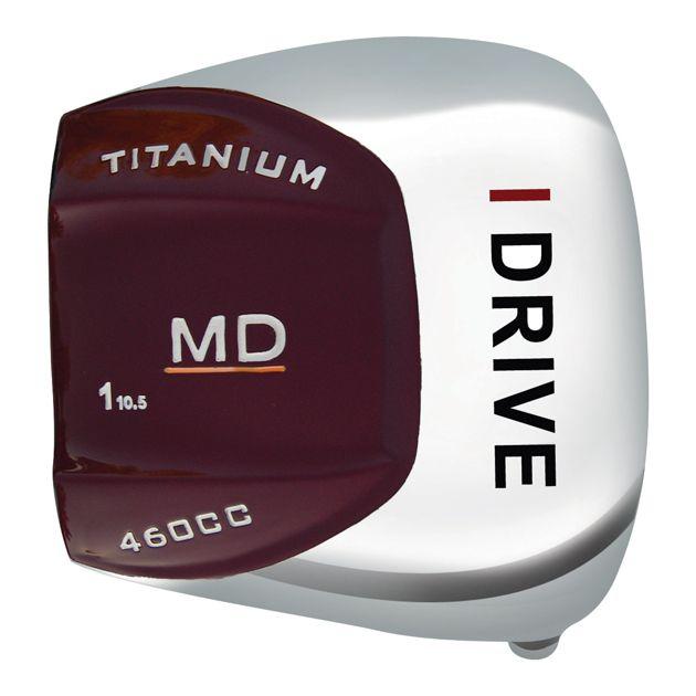 i-Drive MD Titanium Driver Head - Left Hand