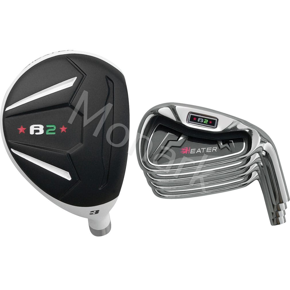 Heater B-2 Hybrid / Iron Combo Set (8 Heads)