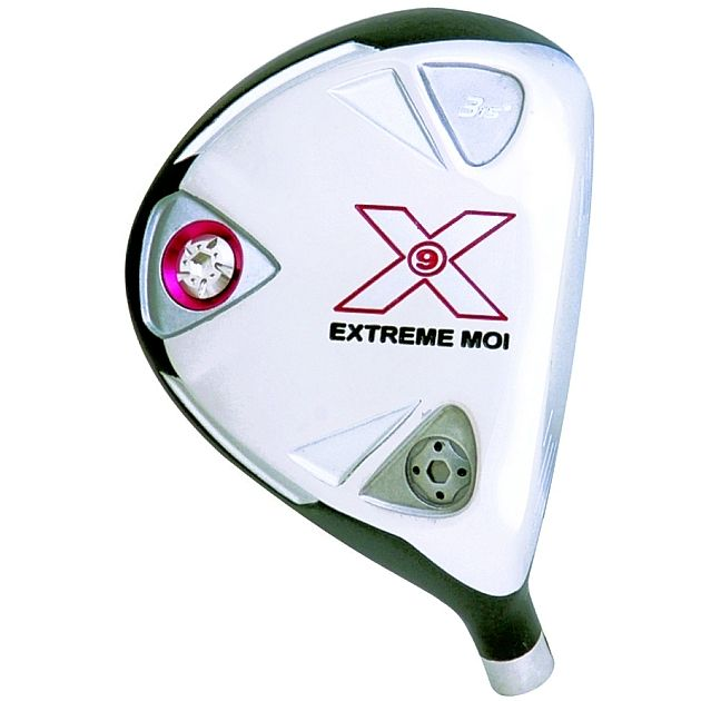 X9 Extreme MOI Fairway Wood Head RH