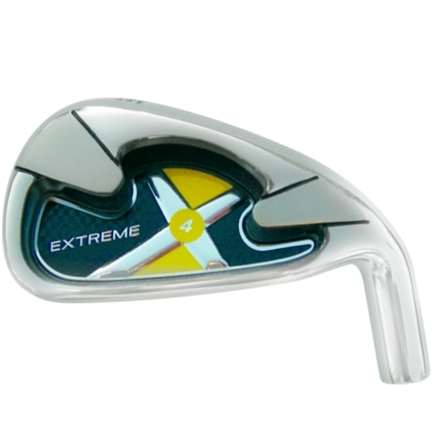 Custom-Built Extreme X4 Yellow Iron Set